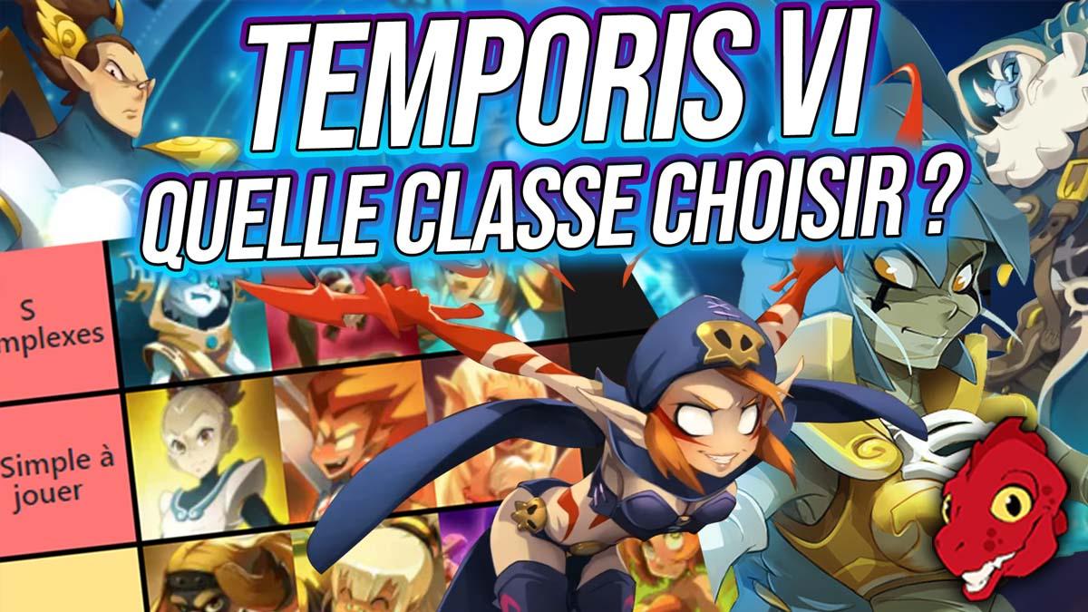 dofus temporis VI tier list