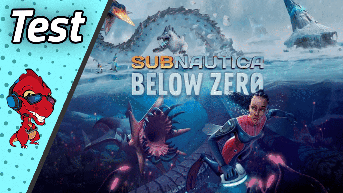 Test Subnautica bellow zero