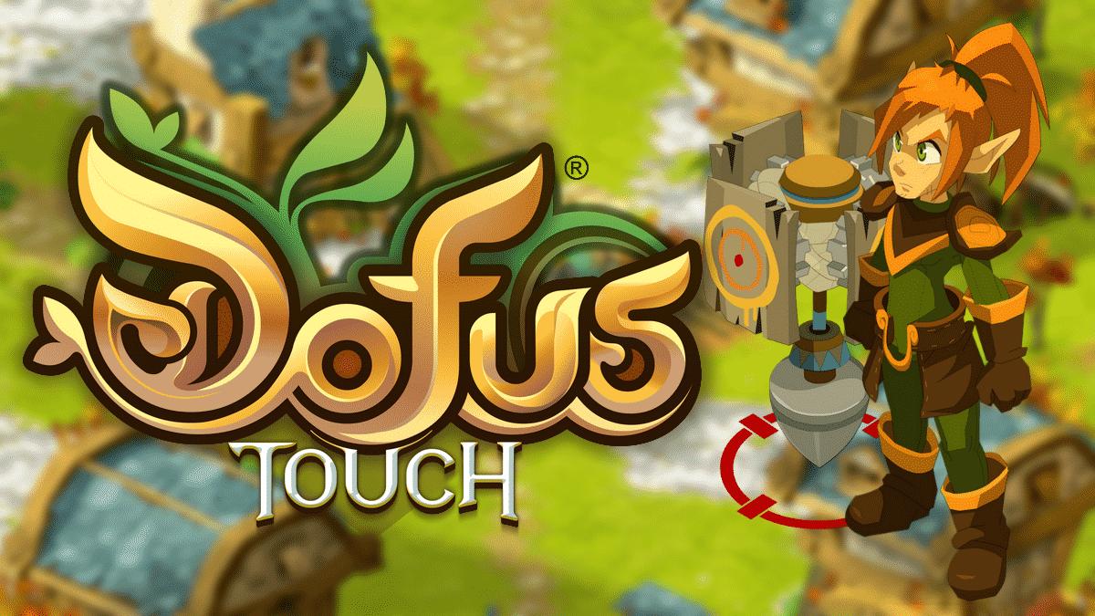DOFUS : Refonte du Cra sur Touch