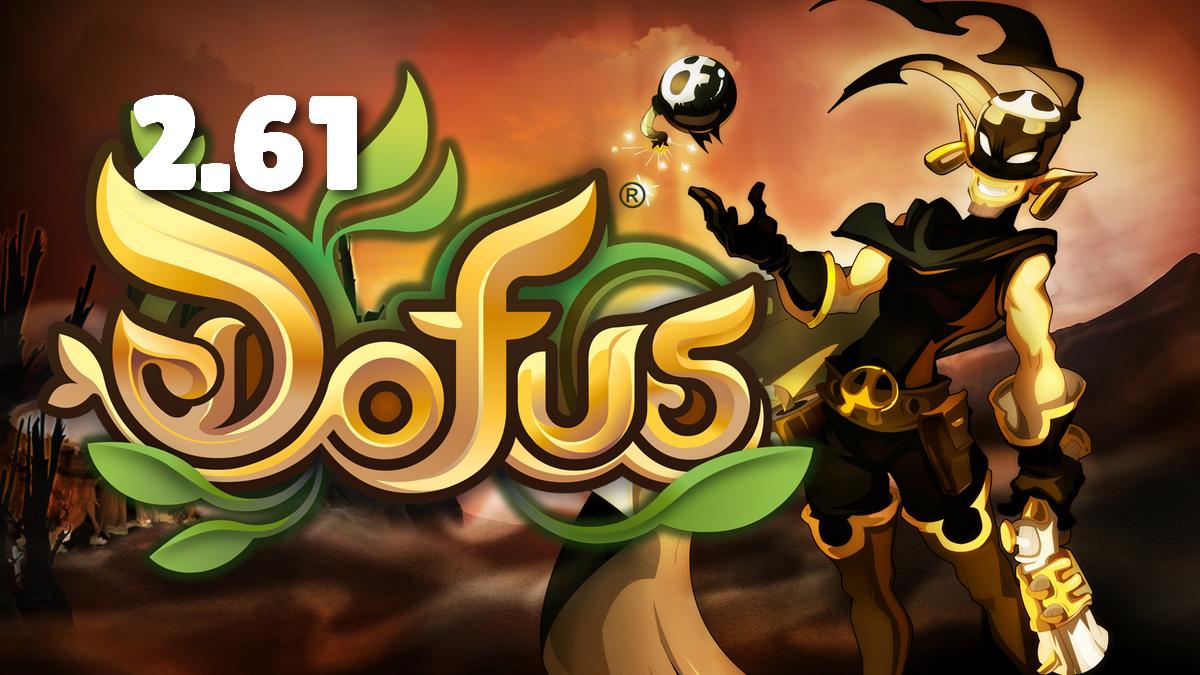DOFUS - Refonte Roublard 2.61, équilibrages des classes, nerf et up