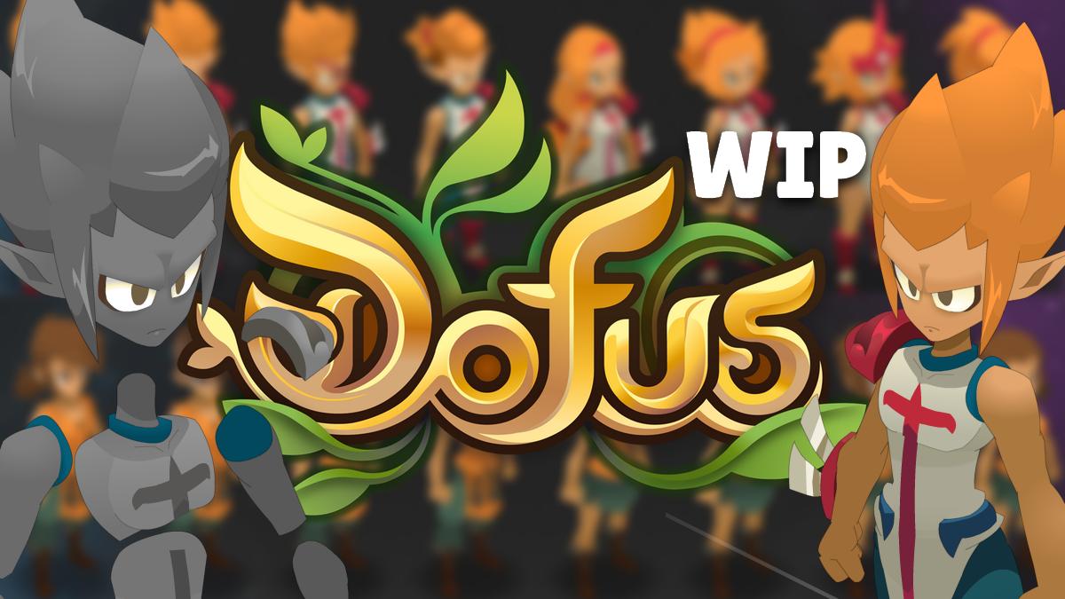 DOFUS 2 Unity : Toutes les apparences des classes, skins et sprites