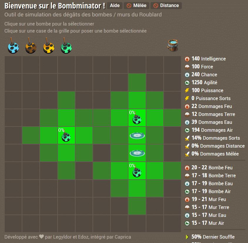 Dofusbook - Bombinator
