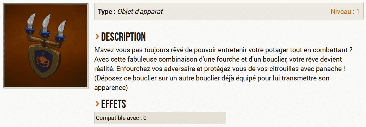 Dofus - Fourclier, Dungeon Rusher Halouine