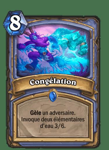 congelation