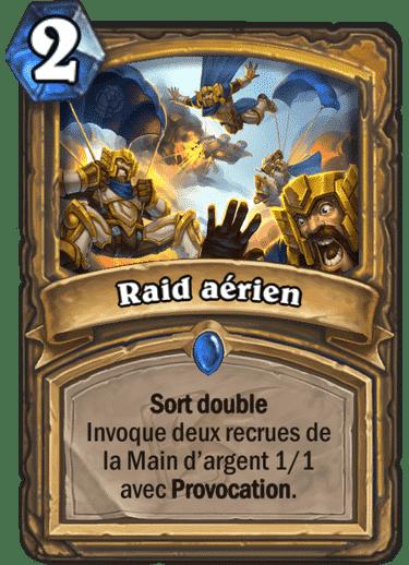 raid-aerien-carte-recompense-hearthstone-hs-le-reveil-de-galakrond