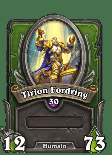 tirion-fordring