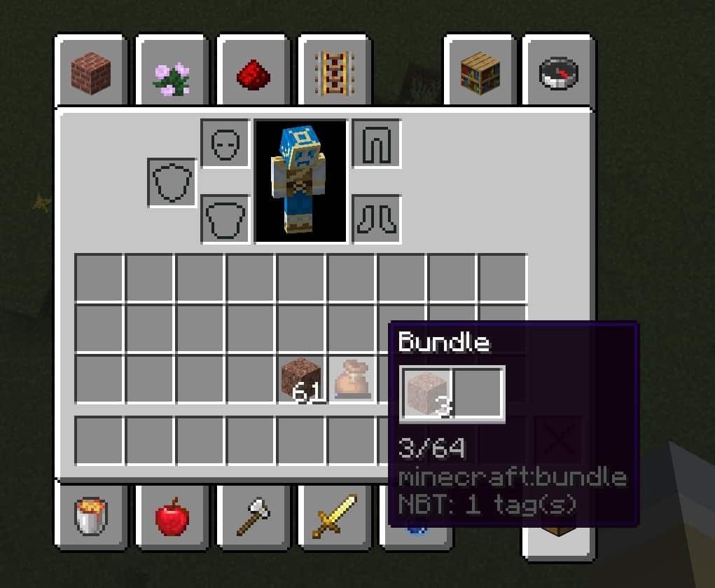 Minecraft 1.17 - Bundle
