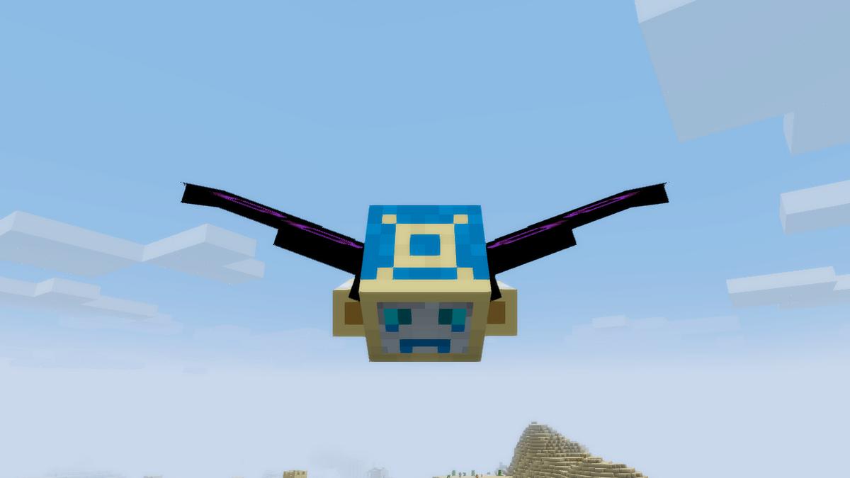Minecraft - Nerf & Buff des Elytras avec la mise à jour 1.18