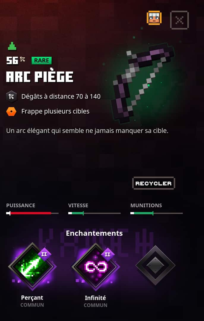 minecraft-dungeons-guide-arc-enchantement-build