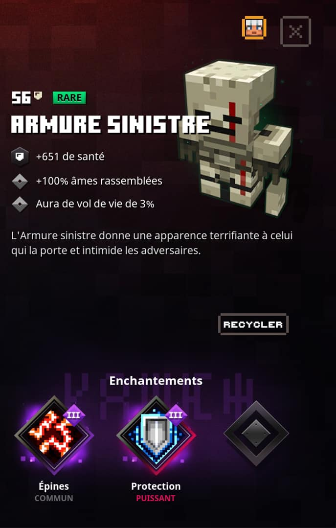 minecraft-dungeons-guide-armure-enchantement-build