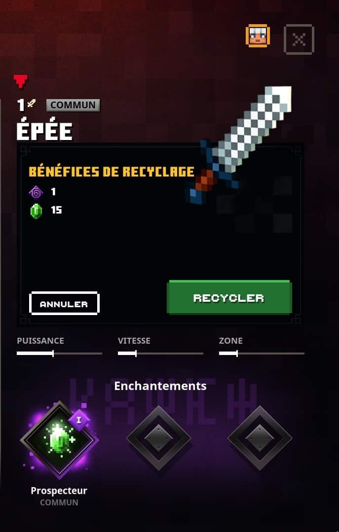 minecraft-dungeons-guide-conseils-et-astuces-recyclage-equipement