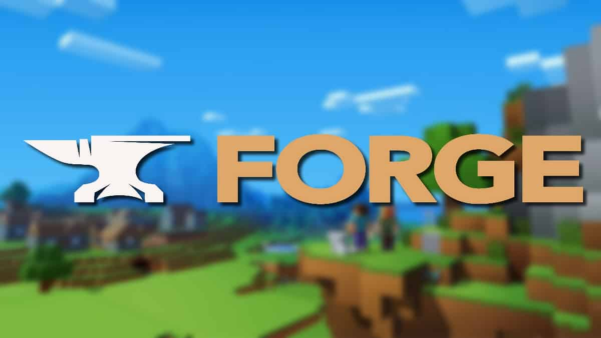 Minecraft Mod : Installer et télécharger Forge, mod loader toutes versions